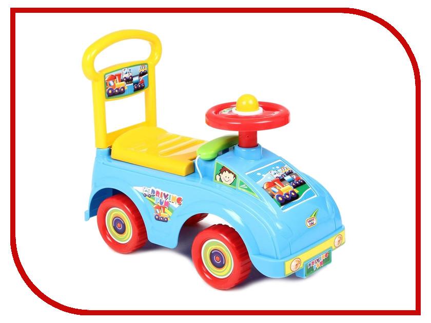 Каталка Kids Rider 1104 Blue GL000055283 eplutus ep 1104 в тамбове