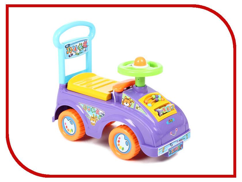 Каталка Kids Rider 1103 Purple GL000055278 каталки kids rider 1103