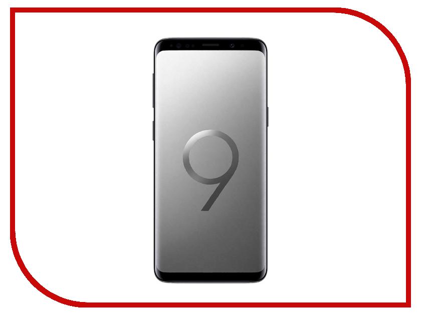 Сотовый телефон Samsung SM-G960FD Galaxy S9 64Gb Titanium смартфон samsung galaxy s9 sm g960f 64gb черный