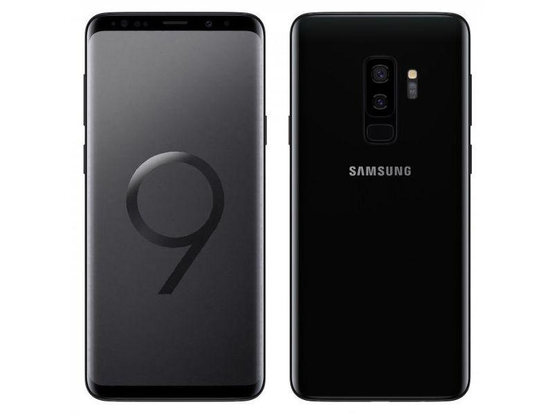 Сотовый телефон Samsung Galaxy S9+ 256GB Black