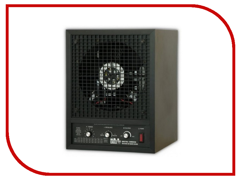 Vollara Eagle 5000 vollara fresh air box