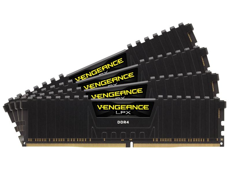 Модуль памяти Corsair CMK64GX4M4B3600C18