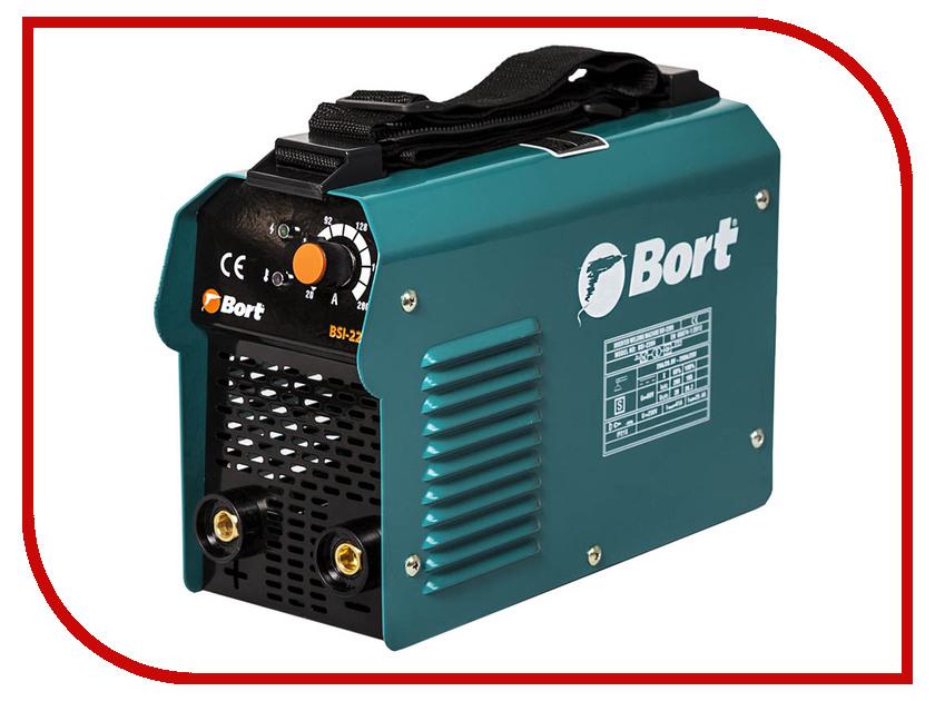 Сварочный аппарат Bort BSI-220H сварочный инвертор bort bsi 190h