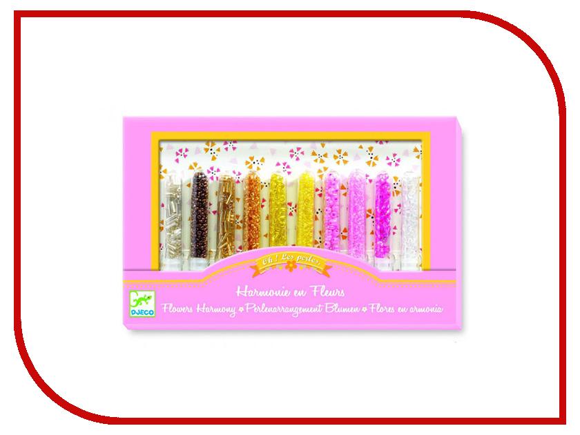 Набор для творчества Djeco Цветочная гармония 09811 наборы для творчества djeco набор для творчества цветочная гармония