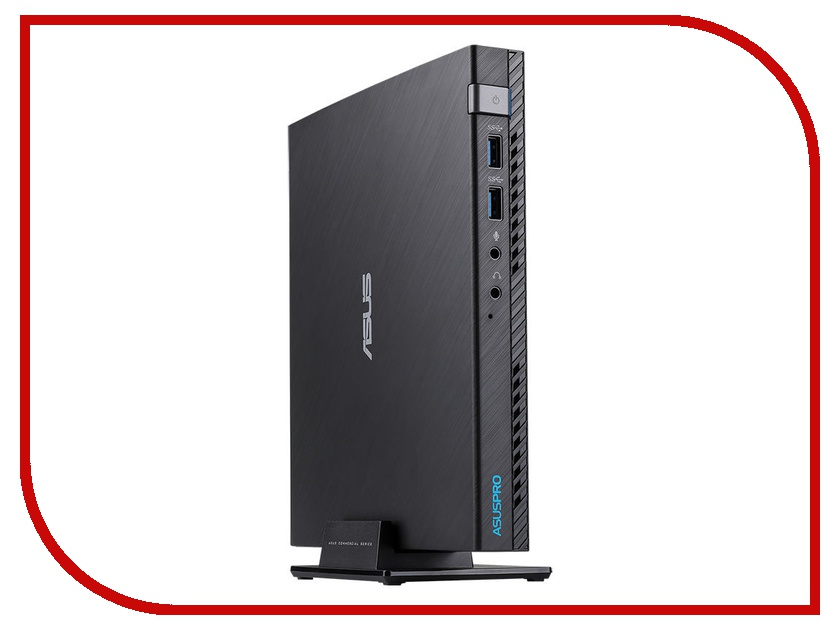 Настольный компьютер Asus VivoPC E520-B097Z Slim Black 90MS0151-M00970 (Intel Core i5-7400T 2.4 GHz/8192Mb/1000Gb/Intel HD Graphics/Wi-Fi/Bluetooth/Windows 10 64-bit)