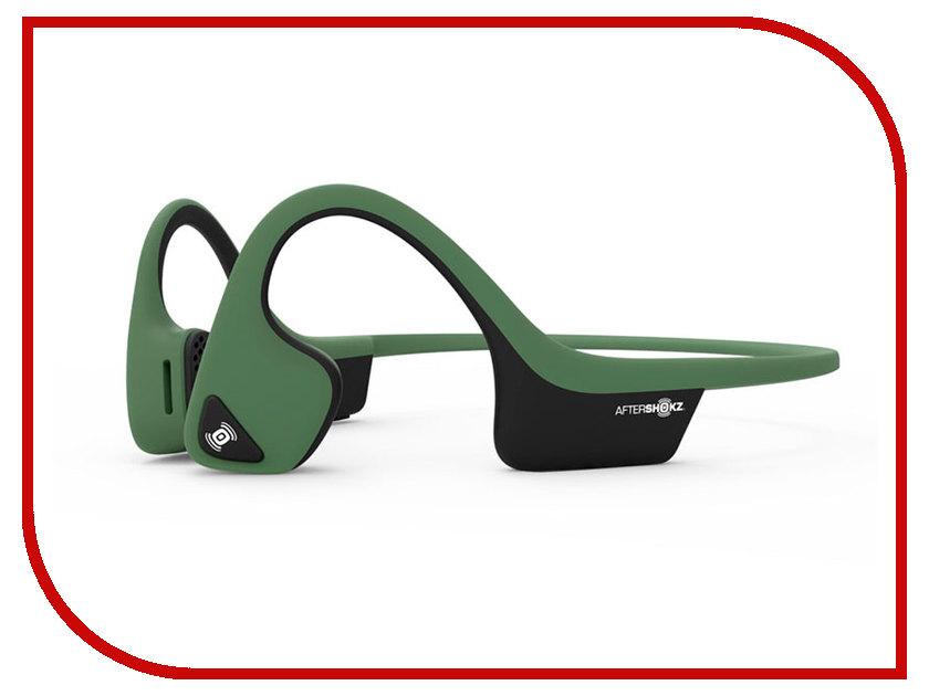 Здесь можно купить Trekz Titanium Air  AfterShokz Trekz Titanium Air Forest Green AS650FG