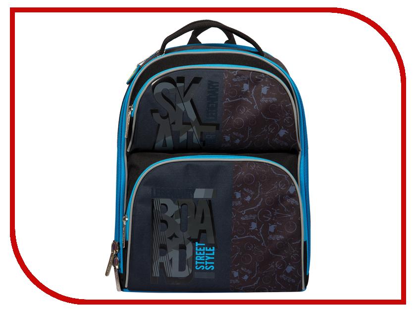 Рюкзак Berlingo Medium Skateboard RU038045 254963 рюкзак berlingo medium butterfly ru038041 254959