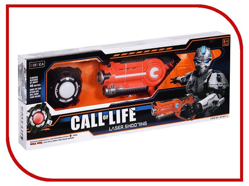 Игрушка WinYea Лазерный пистолет и мишень W7001U блэйзер oona chaplin 7001 ol 2015