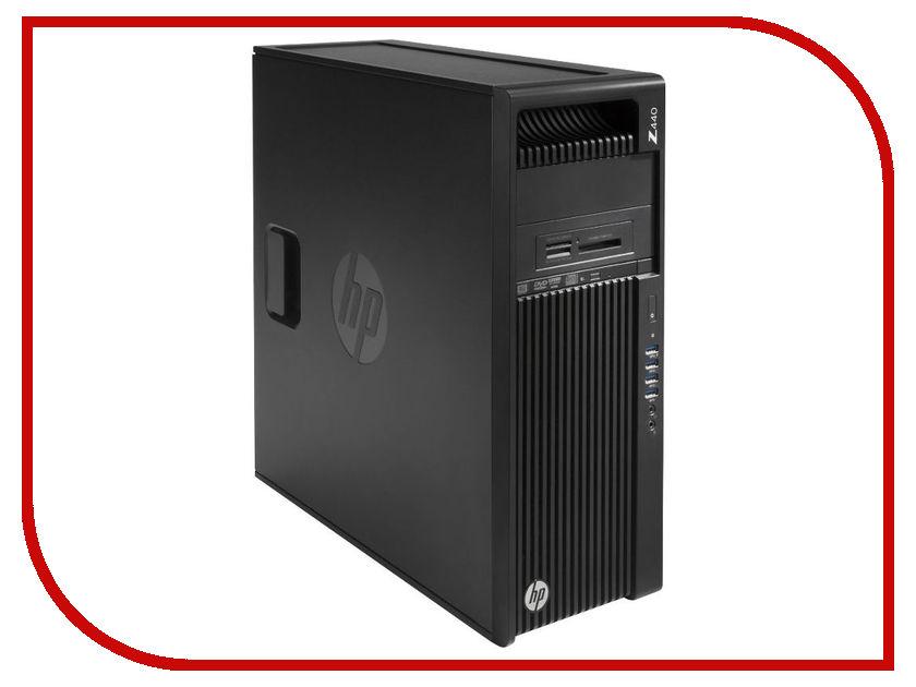 Фото Настольный компьютер HP Z440 MT 1WV73EA (Intel Xeon E5-1620 v4 3.5 GHz/16384Mb/1000Gb/DVD-RW/Intel HD Graphics/LAN/Windows 10 Pro 64-bit)