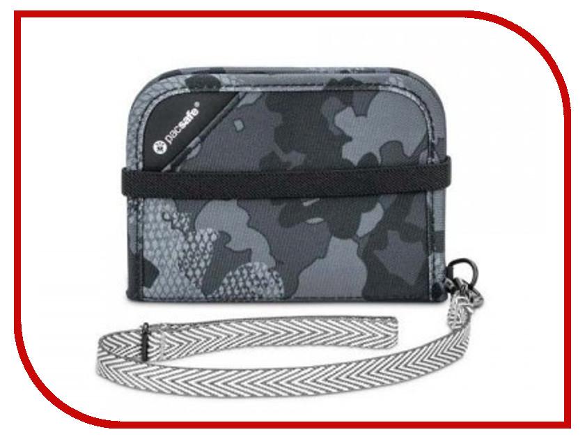 PacSafe RFIDsafe V50 Grey Camouflage