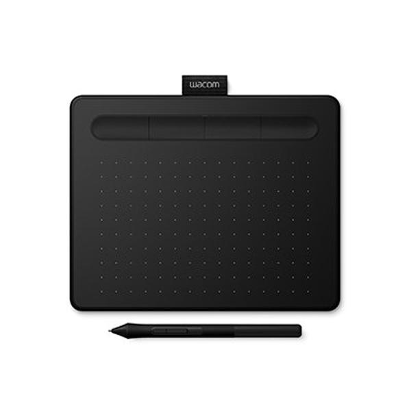 Графический планшет Wacom Intuos S Black CTL-4100K-N s s обучающий интерактивный планшет кругосветное сафари