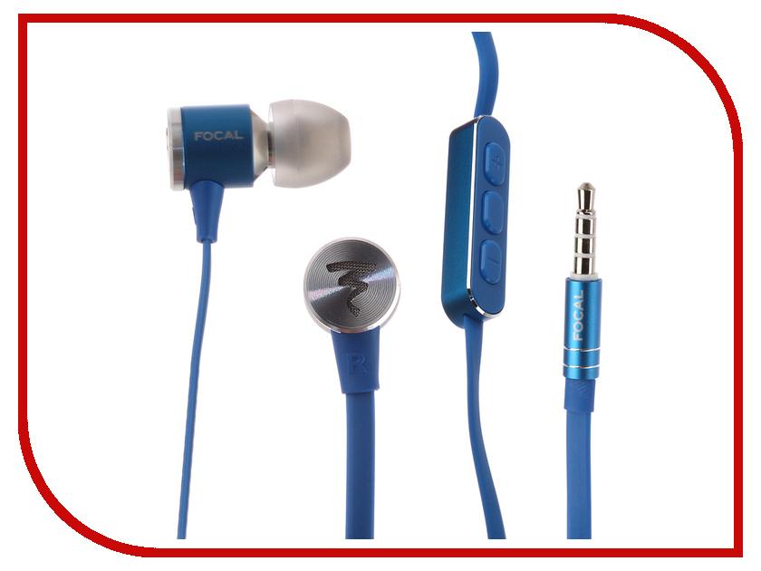 Focal Spark Cobalt Blue телефон wileyfox spark
