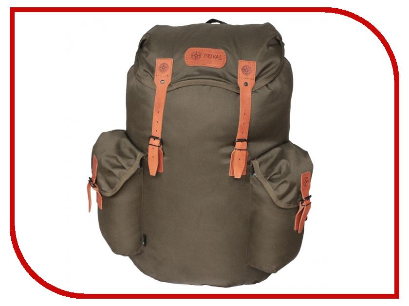 Рюкзак PRIVAL Бойскаут 25 Khaki рюкзак prival хантер 45 khaki