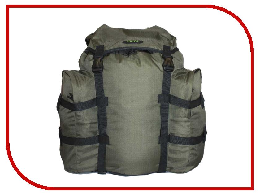 Рюкзак PRIVAL Кузьмич 55 Khaki-Black