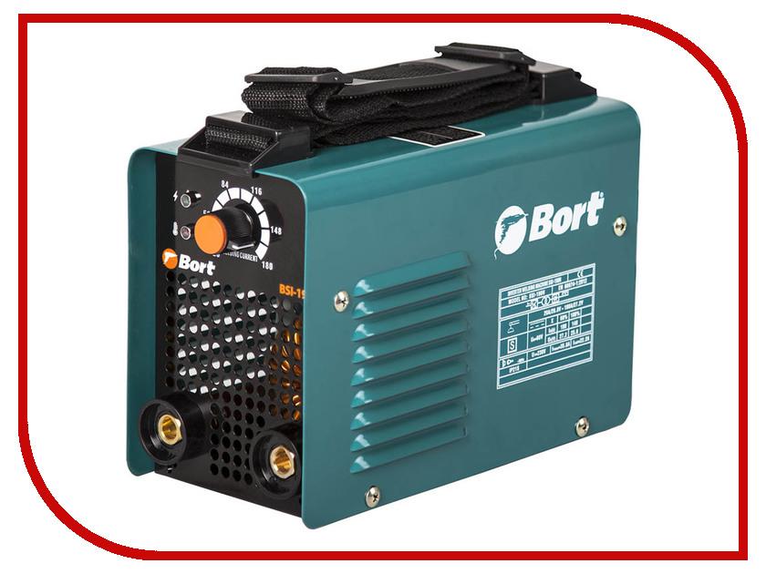 Сварочный аппарат Bort BSI-190H bort bsi 220s 98297133 инверторный сварочный аппарат