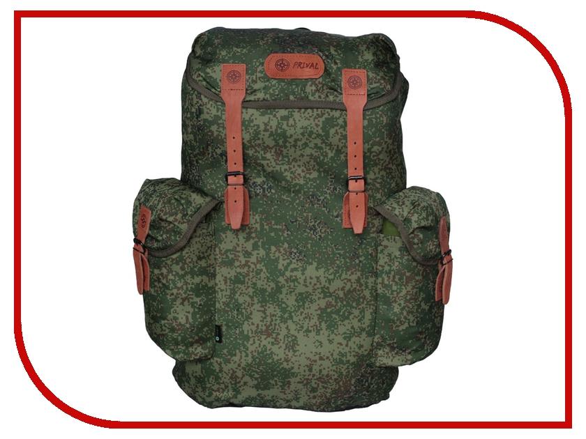 Рюкзак PRIVAL Скаут 40 Oxford Цифра рюкзак prival егерь 50 цифра