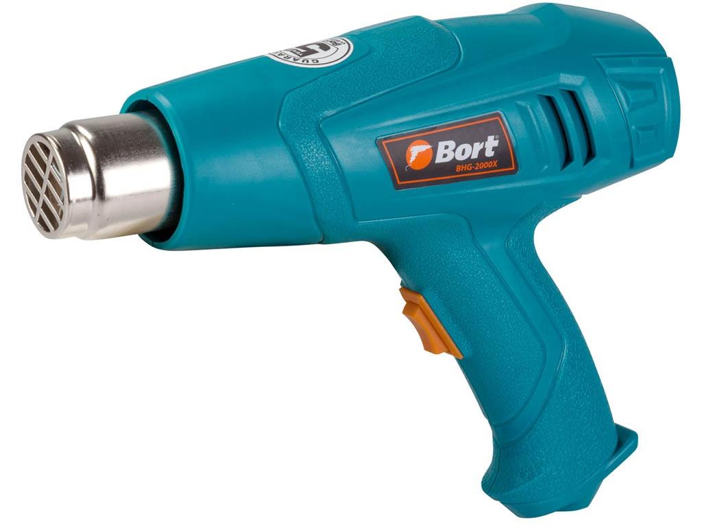 цена на Строительный фен Bort BHG-2000X