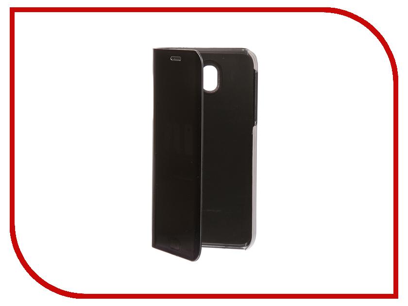 Фото Аксессуар Чехол Samsung J5 2017 J530F Zibelino Clear View Black ZCV-SAM-J530-BLK аксессуар чехол samsung j3 2017 j330f zibelino clear view black zcv sam j330 blk