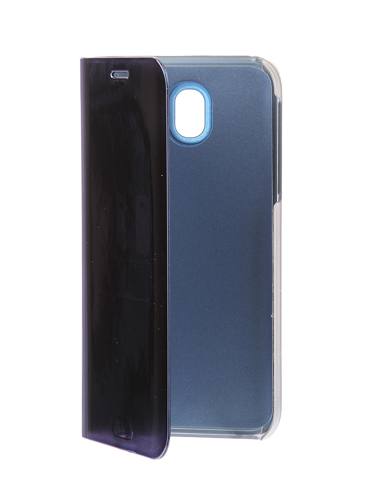 Фото - Аксессуар Чехол для Samsung J5 2017 J530F Zibelino Clear View Blue ZCV-SAM-J530-BLU dvd blu ray