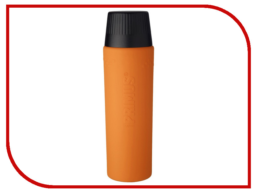 Термос Primus TrailBreak EX Tangerine 1L 737954 термос primus vacuum bottle trailbreak ex 750ml barn red 737955