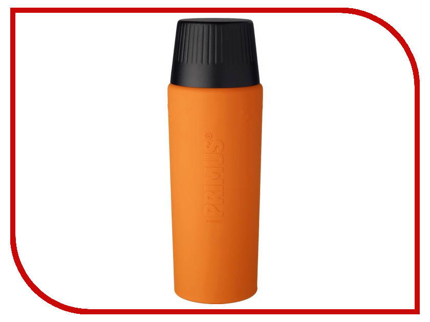 Термос Primus TrailBreak EX Tangerine 750ml 737953 термос primus vacuum bottle trailbreak ex 750ml barn red 737955