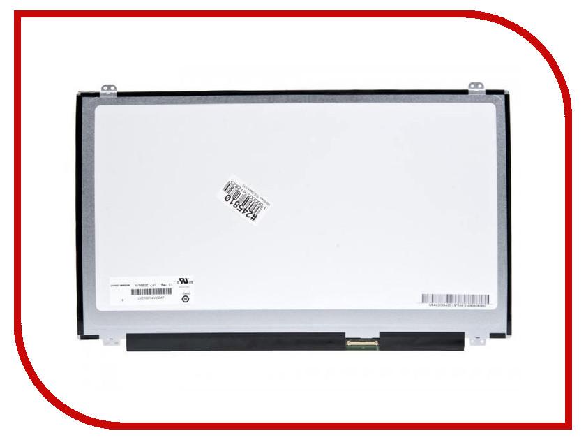 Матрица для ноутбука Chi Mei 15.6 Glare WXGA HD 1366x768 40L (LED) N156BGE-L41 245810 dlg3416 optoelectronics mr li
