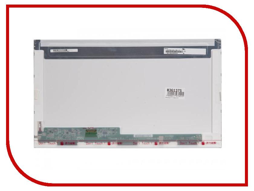 Матрица для ноутбука Chi Mei 17.3 Glare WXGA++ HD+ 1600x900 30L (LED) N173FGE-E23 361375 dlg3416 optoelectronics mr li