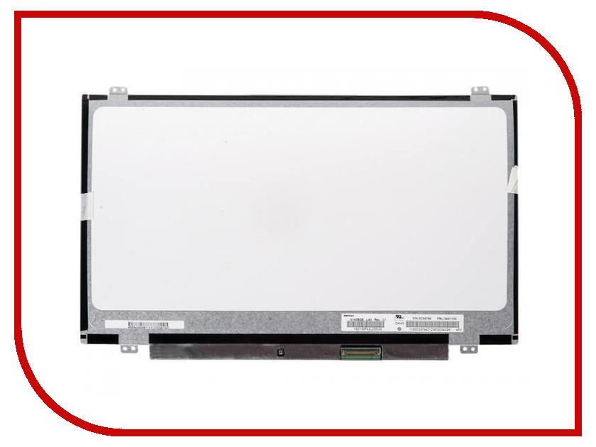 Матрица для ноутбука Chi Mei 14.0 Glare WXGA HD 1366x768 40L (LED) N140BGE-L43 361379 dlg3416 optoelectronics mr li