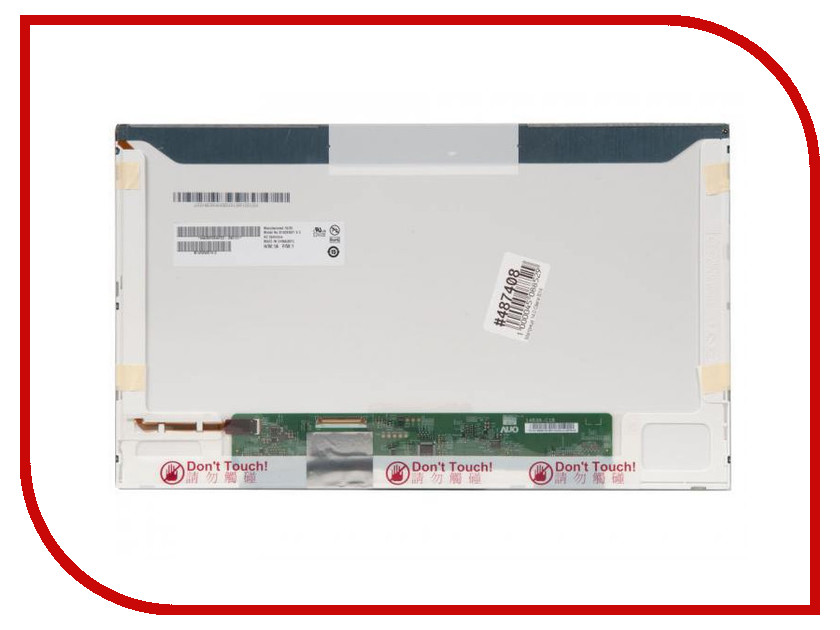 Матрица для ноутбука AU Optronics 14.0 Glare WXGA HD 1366x768 40L (LED) B140XW01 V.C 487408 hb156wx1 100 glossy glare 1366x768 15 6 hd 40pin bottom left
