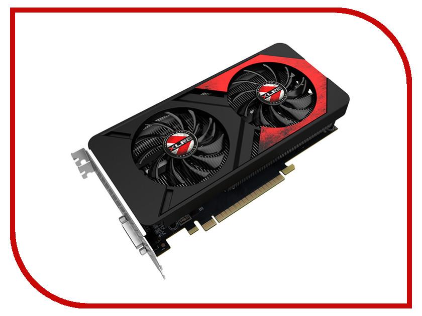Видеокарта PNY GeForce GTX 1050 Ti 4GB XLR8 OC 1366Mhz PCI-E 3.0 4096Mb 7000MHz 128 bit DP DVI HDMI KF105IGTXXG4GEPB