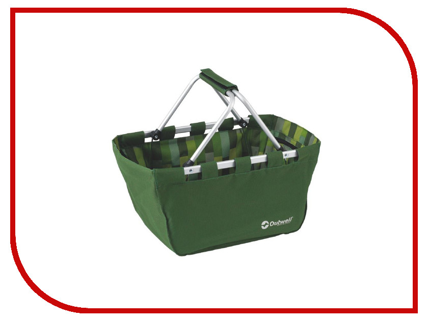 Корзина Outwell Folding Basket Green 650247