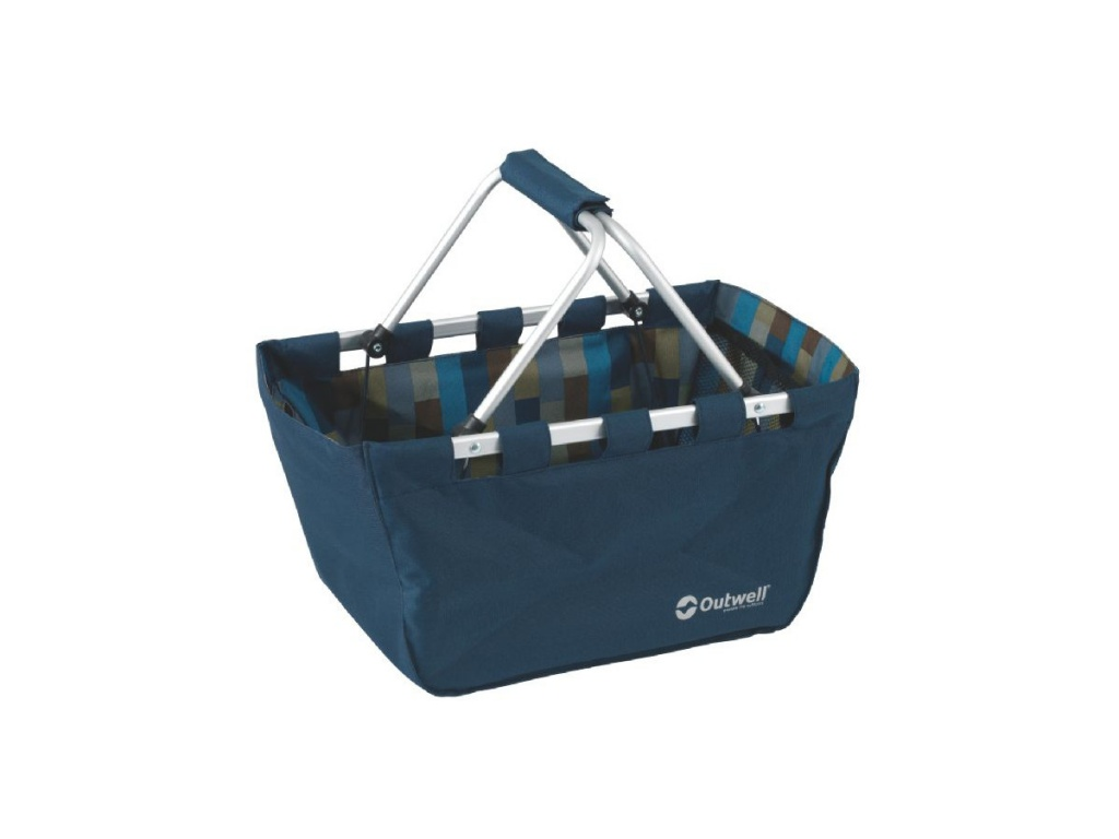 Корзина Outwell Folding Basket Blue 650248 folding basket for car home use red size l