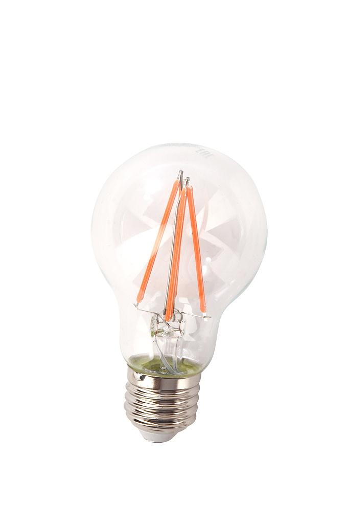 Светодиодная фитолампа Gauss LED Fito Filament A60 E27 6W 102802906