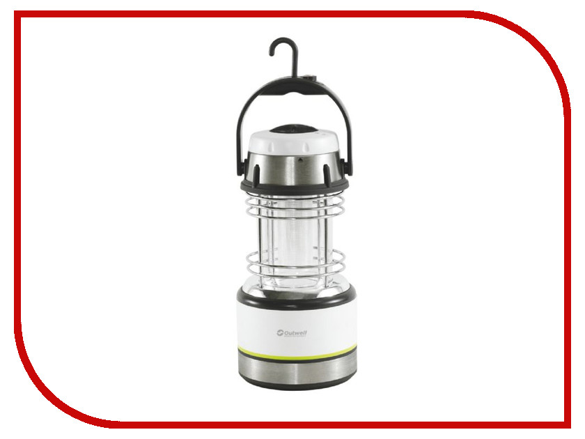 Фонарь Outwell Colima Classic Rechargeable White 650170