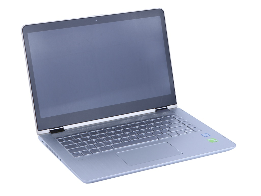купить Ноутбук HP Pavilion x360 14-ba023ur 1ZC92EA (Intel Core i7-7500U 2.7 GHz/8192Mb/1000Gb + 128Gb SSD/No ODD/nVidia GeForce 940MX 4096Mb/Wi-Fi/Cam/14.0/1920x1080/Touchscreen/DOS) по цене 62789 рублей
