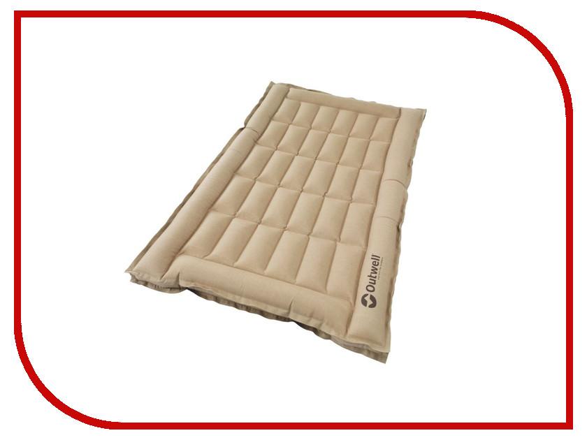 Надувной матрас Outwell Box Airbed Double коврик с надувн comfort double 5 outwell