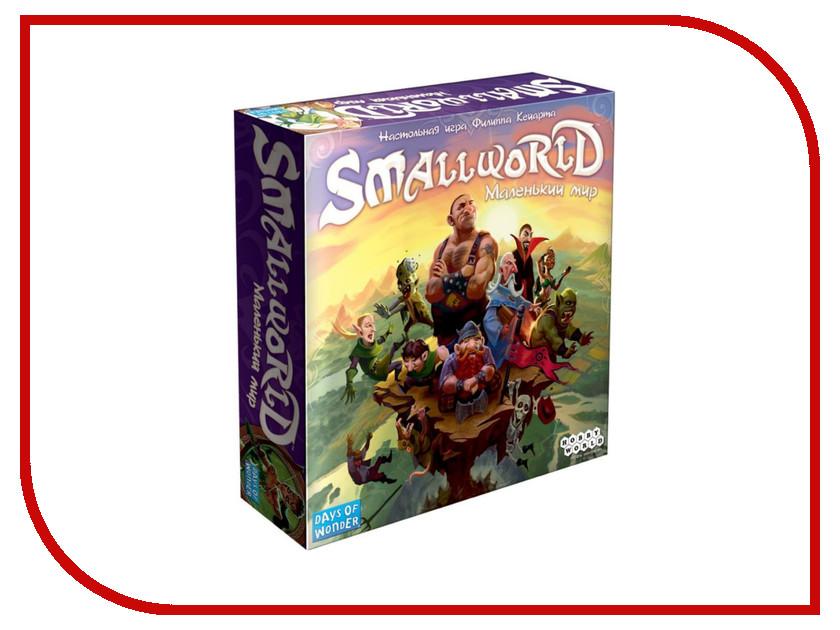 Настольная игра Hobby World Маленький мир 1605 hobby world фотолео