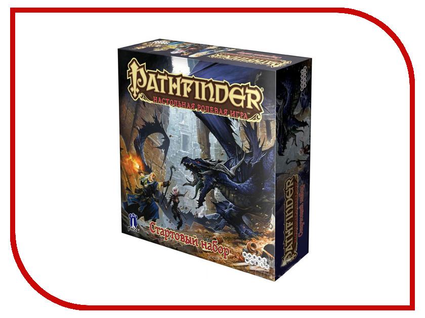 Настольная игра Hobby World Pathfinder Стартовый набор 1551 настольная игра метро 2033 hobby world