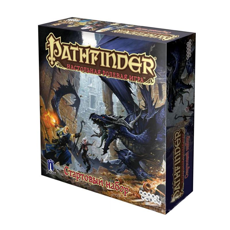 Настольная игра Hobby World Pathfinder Стартовый набор 1551 hobby world настольная игра генералы вторая мировая