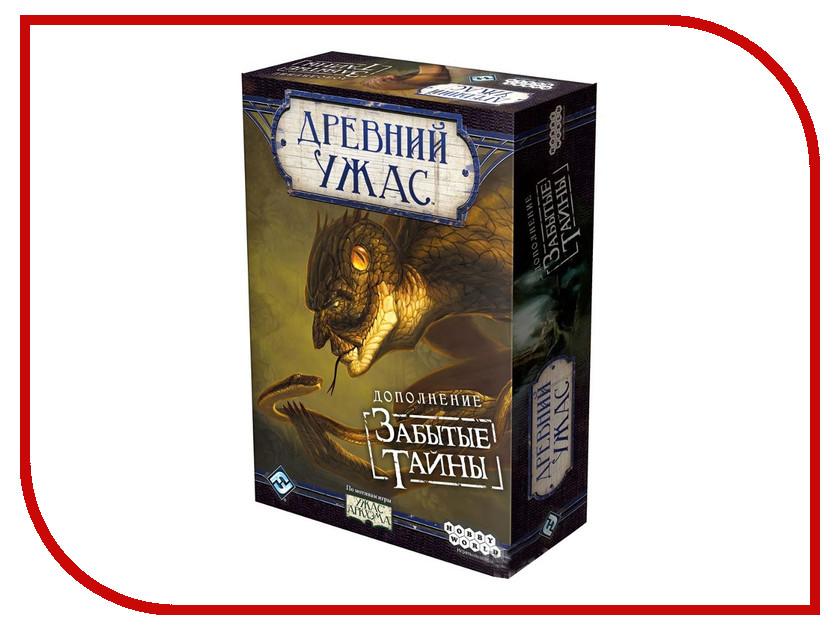 Настольная игра Hobby World Древний ужас. Забытые тайны 1406 hobby