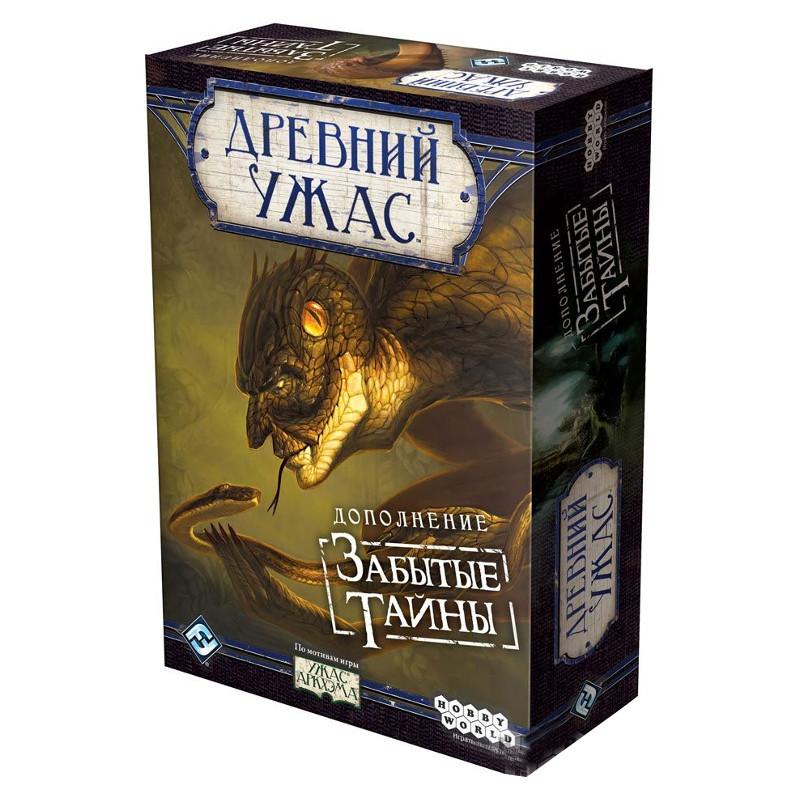 Настольная игра Hobby World Древний ужас. Забытые тайны 1406