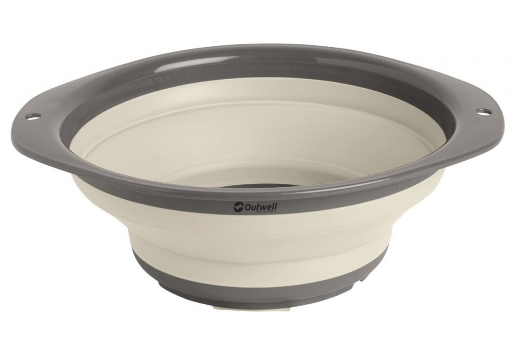 Миска Outwell Collaps Bowl L Cream White 650612
