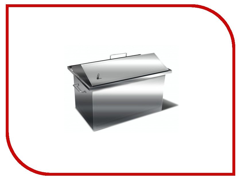 Коптильня Ольховый дым Стандарт 400x250x250мм