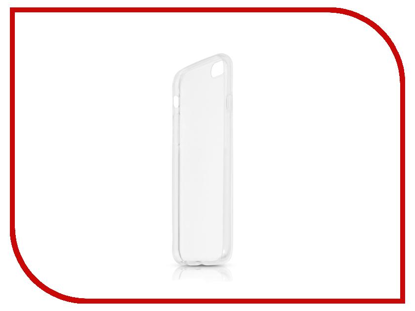Аксессуар Чехол DF для APPLE iPhone 7 Silicone iCase-06 чехол крышка df icase для apple iphone 5 5s se серый