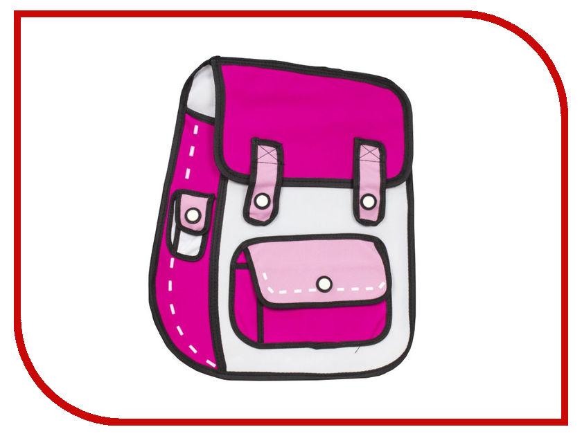 Рюкзак Megamind 3D Pink M7419