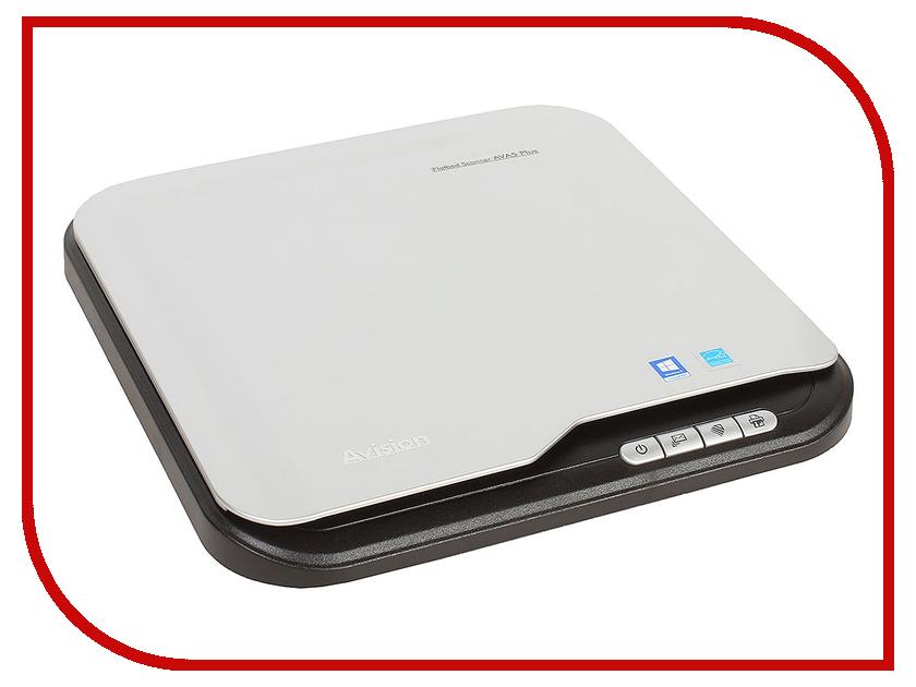 Сканер Avision AVA5 Plus