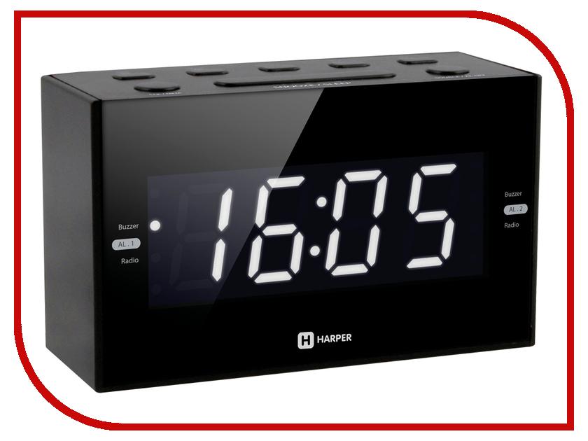 Часы Harper HCLK-2041 радиоприемник harper hclk 2041