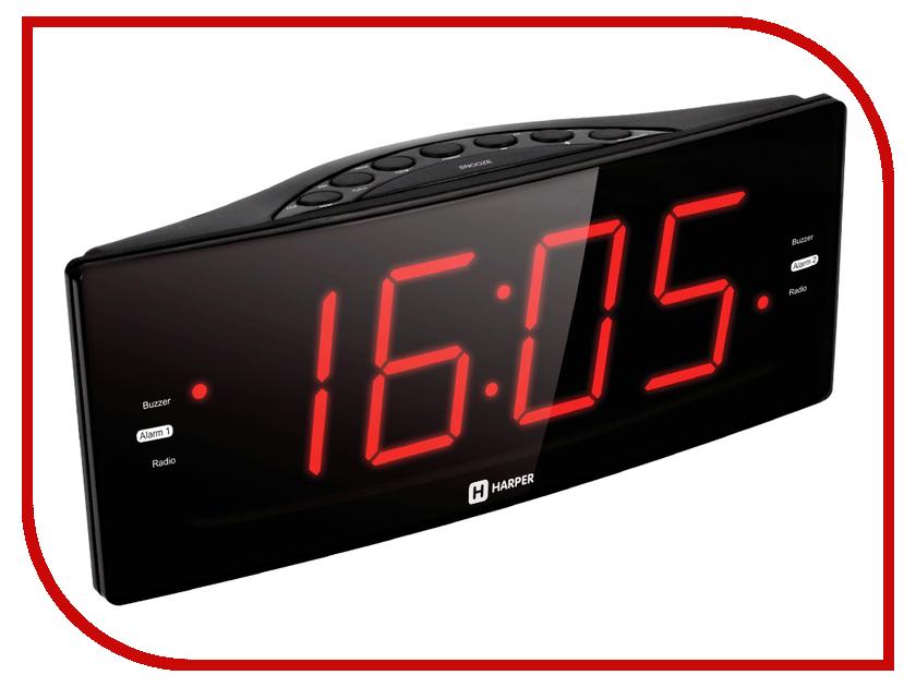 Часы Harper HCLK-2042 радиоприемник harper hclk 2041