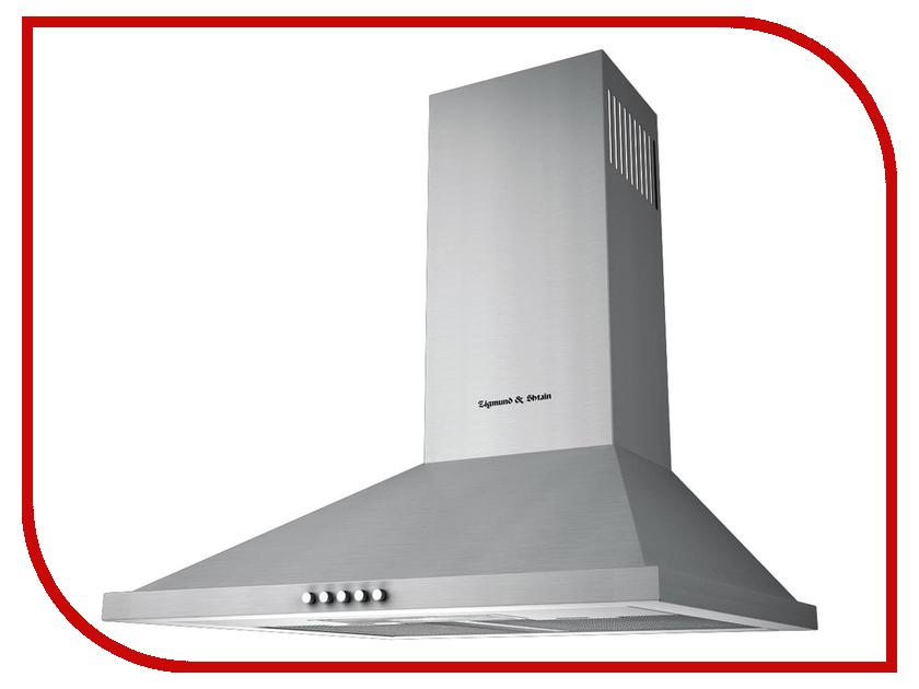 Кухонная вытяжка Zigmund & Shtain K 127.51 S zigmund amp shtain k 296 91 s