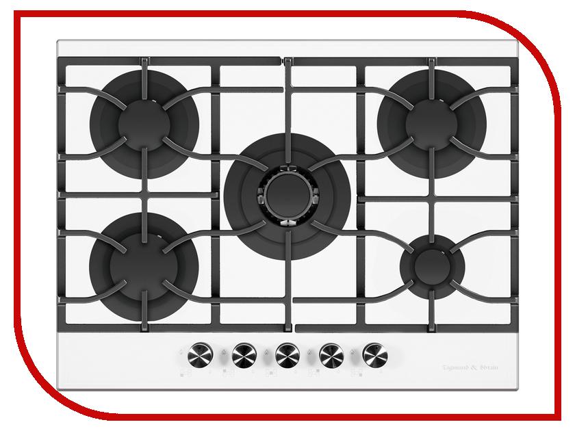 Варочная панель Zigmund & Shtain MN 115.71 W кухонная мойка zigmund amp shtain kaskade 800 швейцарский шоколад